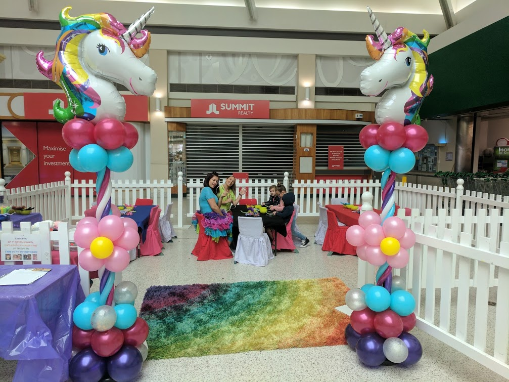 Rosie O Entertainment - Balloon Decoration