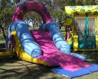 Rosie O Entertainment - Bouncy Castle