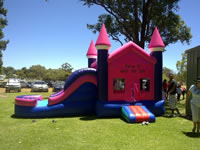 Rosie O Entertainment - Bouncy Castles