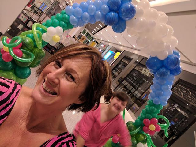 Rosie O Entertainment - Balloon Arches