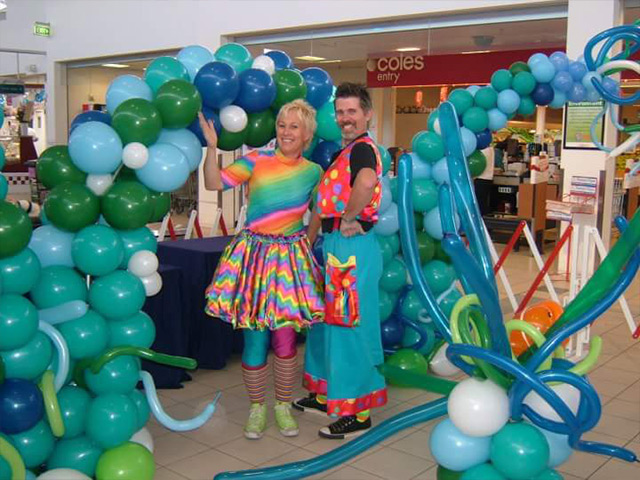 Rosie O Entertainment - Shopping Centre Events