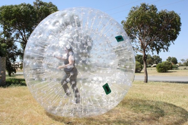Zorb Balls -Rosie-O Perth