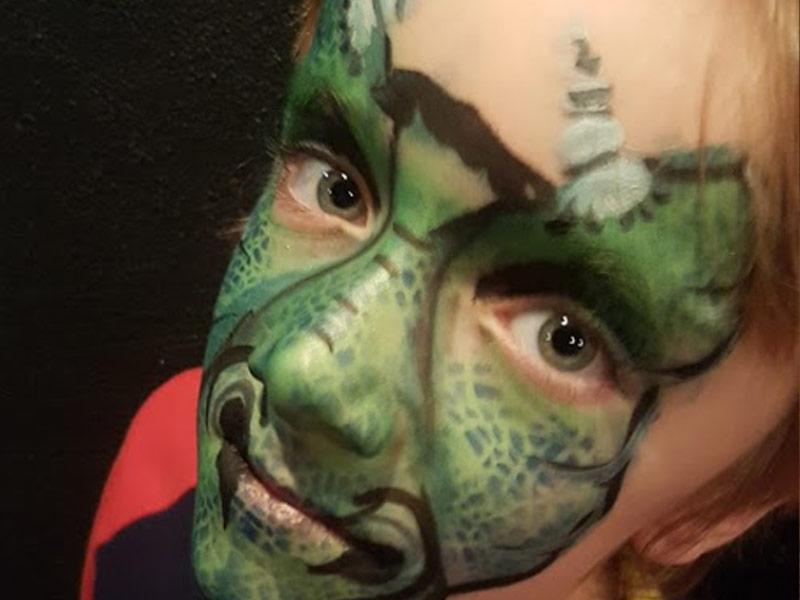 Dragon Face