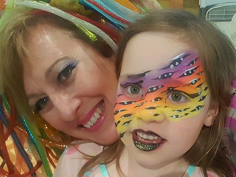 Birthday Face Painting