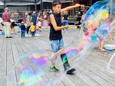 Bubble Magic for all ages