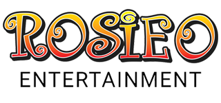Rosie O Entertainment Logo